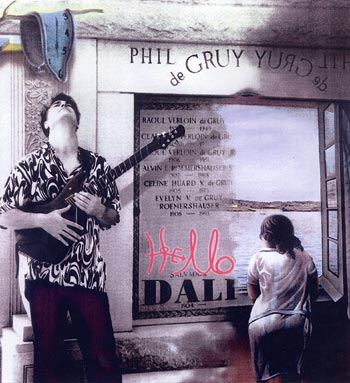 Phil deGruy: Hello Dali